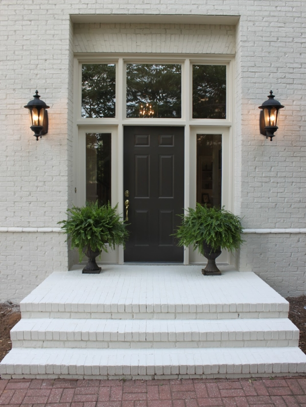 Private REsidence White Brick
